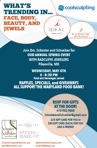 Annual-Spring-Event-with-Drs-Schreiber-and-Schuster-with-Radcliffe-Jewellers-Pikesville-MD